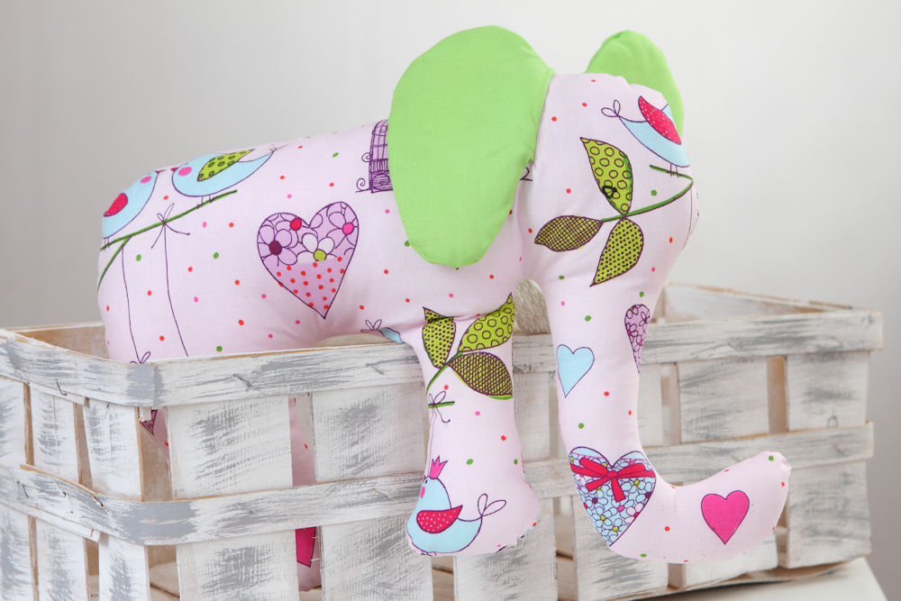 nackenkissen elefant naehtreff hauenstein. Black Bedroom Furniture Sets. Home Design Ideas